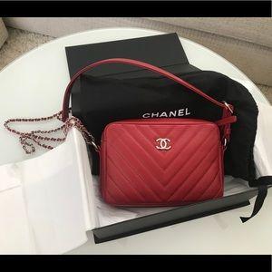 Chanel Camera Case Shoulder Bag